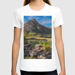 Tryfan Mountain Valley T-shirt