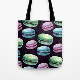 Glam Macarons Tote Bag