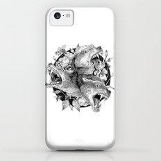 Cerberus iPhone 5c Slim Case