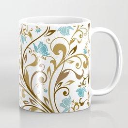 Abstract Floral 20 Coffee Mug