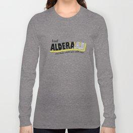 Visit Alderaan... soon! Long Sleeve T-shirt