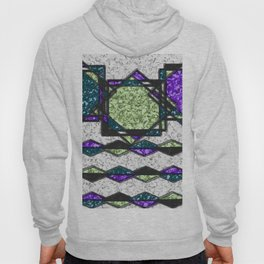 Square mingle Hoody