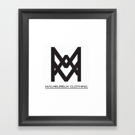 Logo (Official) Framed Art Print