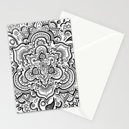 BLACK & WHITE 2 Stationery Cards