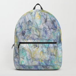 Smoke pattern Backpack