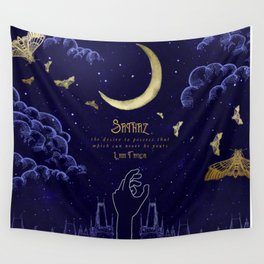 Impossible Dreams Wall Tapestry