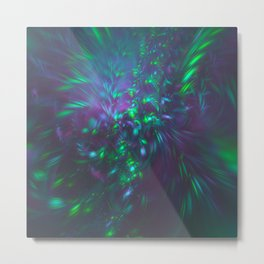 Emotional outburst Metal Print