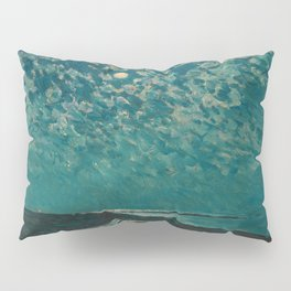 Classical Masterpiece 'Isle of Shoals' Rhode Island by Frederick Childe Hassam Pillow Sham