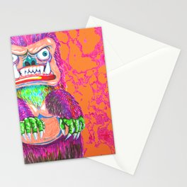 SHANHAIJUNG - PINK MONSTER Stationery Cards