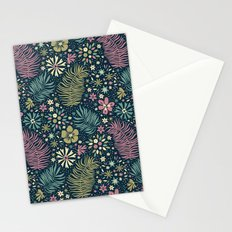 Mystical Forest (Teal and Lilac) Stationery Cards