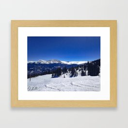 Colorado in Full Color Framed Art Print