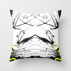 :: black holes and revelations :: double play! Throw Pillow