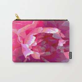 FLEURS Carry-All Pouch