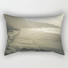 Beach Way - life on the beach Rectangular Pillow