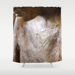 Young Jesus, Skin Deep Shower Curtain