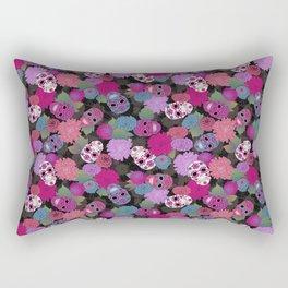 dia de los muertes Rectangular Pillow