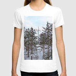 Windmill Through the Trees T-shirt