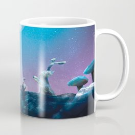 A Cold Night in Space Coffee Mug