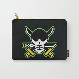 Roronoa Zoro Pirates Jolly Roger Carry-All Pouch