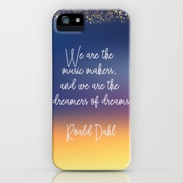 Music Makers iPhone Case