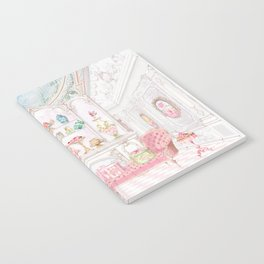 French Patisserie  Notebook