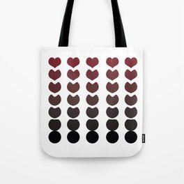 Evolution and Love Tote Bag