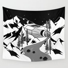 Whisky River Wall Tapestry