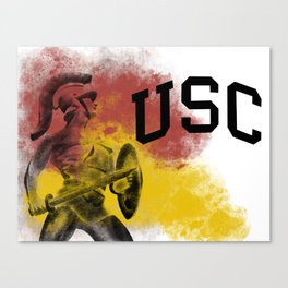 USC Canvas Print