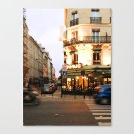 St Germain Paris Canvas Print