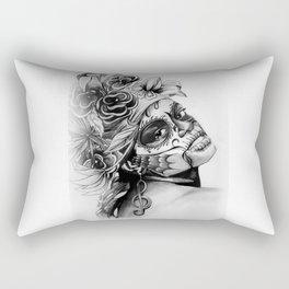 ANTONIA DDLM B&W Rectangular Pillow