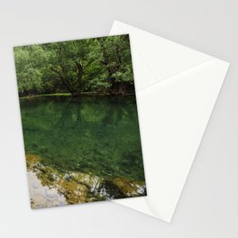 The Green Kingdom Stationery Cards
