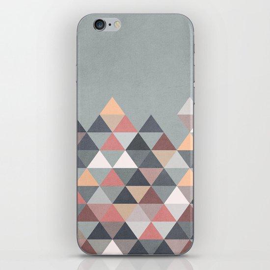 Nordic Combination IV iPhone & iPod Skin
