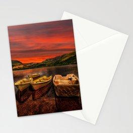 Llyn Nantlle Uchaf  Snowdonia Stationery Cards