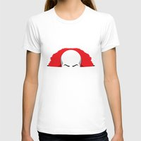 pennywise T-shirts featuring Pennywise by Mr. Peruca