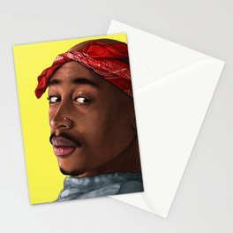 Pac Portrait Stationery Cards