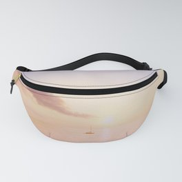 Sailing On The Seas Fanny Pack