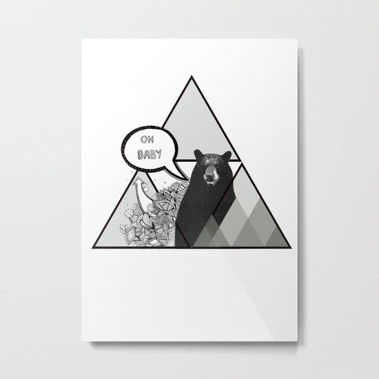 oh baby Metal Print