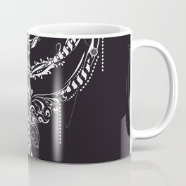 Menora מְנוֹרָה Coffee Mug