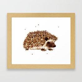 Prickly Paul Framed Art Print
