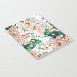 1992 Floral Notebook