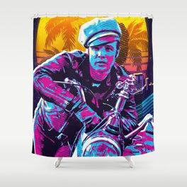 Brando Shower Curtain