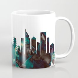 Ho Chi Minh City Skyline Coffee Mug