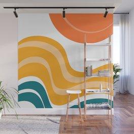 Sun Dunes 03 Wall Mural