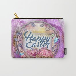 Violette Easter Carry-All Pouch