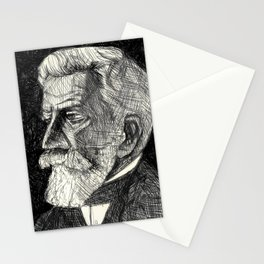 The scientist Stationery Cards