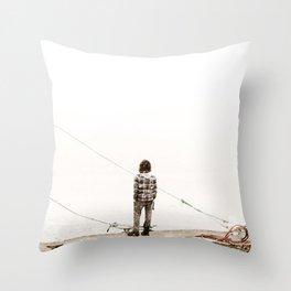 ~Conner~ Throw Pillow