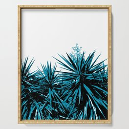 Yucca Trees Serving Tray