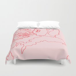 Meet Cute Duvet Cover