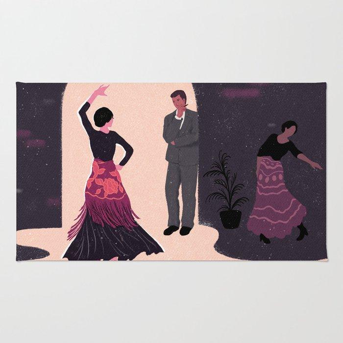 The Spanish Dancer Rug