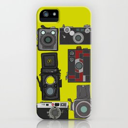 Cameras iPhone Case